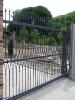 2010-Brána, plot, zábradlie