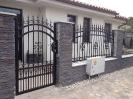 2013.5. Kovaná brána